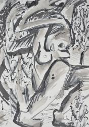 Linde Unrein - Figur-schafft-Landschaft I li