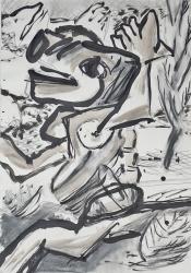 Linde Unrein -Figur-schafft-Landschaft III re